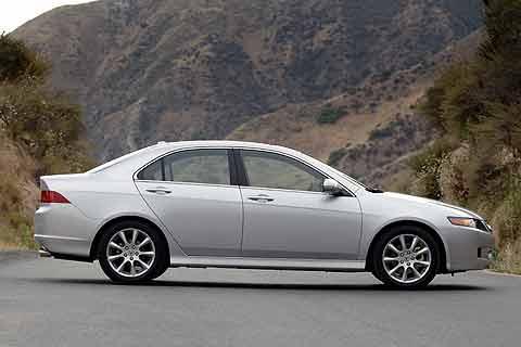 Acura Extended Warranty on Acura 08