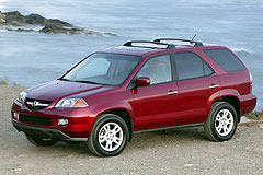 New Car Review,Car Review,Review, 2005 Acura MDX,Premium Mid-Size Sport Utility Vehicle,suv,2005,Acura,MDX,Premium,Mid-Size,Sport Utility Vehicle,car buying,car shopping,new car buying,new car shopping,car buying guide,car shopping guide,car reviews,new car