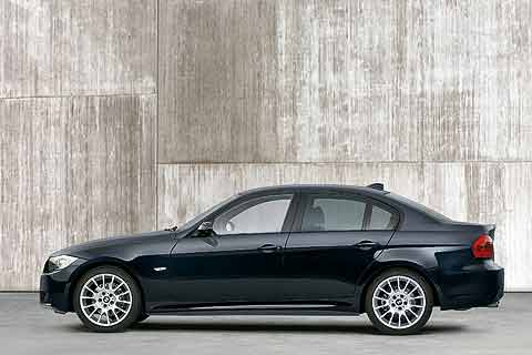 2010 BMW 3 Series Sedan View