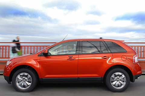 2007 Ford Edge SEL Compact Station Wagon