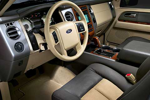 2007 Ford Expedition Eddie Bauer Edition Full-Size Sport Utility Vehicle