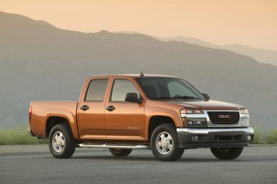 GMC Canyon, Mid-Size, Pickup Truck, 2006, 2006 gmc, new car buying, car prices, dealer invoice prices, msrp, new car research, shopping for a new car, how to buy a car, car reviews