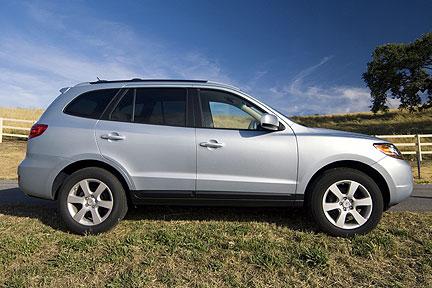Hyundai Santa Fe  Picture Number 4