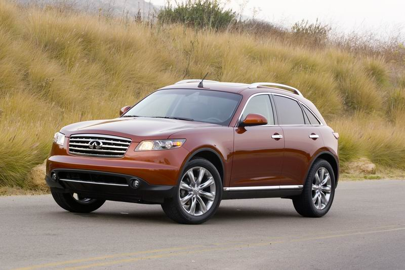 new car,car shopping,car buying,family car,family,roomy car,roomy,passenger car,passenger,safe,safe car,safer car,car safety,2006 Infiniti FX,Mid-Size,Premium Crossover,Sport Utility Vehicle,Wagon,2006,Infiniti FX,Mid-Size Crossover,Premium Sport Utility Vehicle, Premium Wagon,