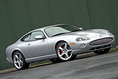 New Car Review,2005 Jaguar XK,Mid-Size Sports Coupe,Convertible,Car Review,review,2005,Jaguar,XK,xkr,xk8,Mid-Size,Sports,Coupe,Convertible,msrp