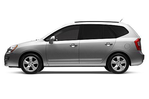 2007 Kia Rondo EX Compact Minivan