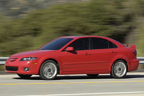 By Derek Price [Learn More]. 2007 Mazda6 Compact Sports Sedan
