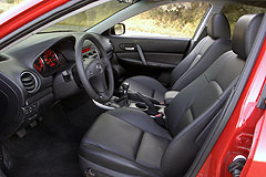 2007 Mazda6 Compact Sports Sedan