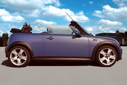 2007 Mini Cooper S Sub-Compact Convertible and Coupe