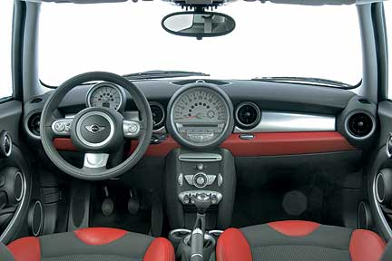 Mini Cooper S Convertible Overview