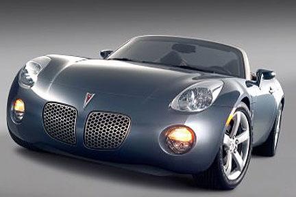 Pontiac Solstice GXP Automatic (2006)