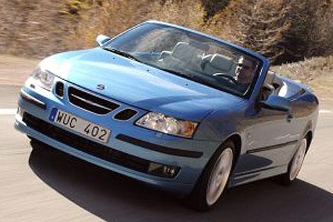 2000 Saab 9 3 Aero Convertible. 2006 Saab 9-3 Convertible