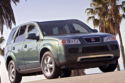 2007 Saturn Vue Green Line Hybrid Fuel Mid-Size Sport Utility Vehicle