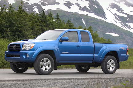 Toyota's smallest pickup is expensive, performs like a truck, drives like a
