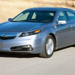 2012 Acura TL Mid-Size Luxury Sedan