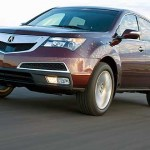 2012 Acura MDX Mid-Size SUV