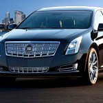 2013 Cadillac Mid-Size Luxury Sedan