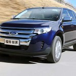 2013 Ford Edge Mid-Size Crossover SUV