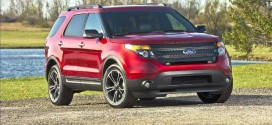 2013 Ford Explorer Sport Mid-Size SUV