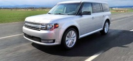 2013 Ford Flex Mid-Size Crossover SUV