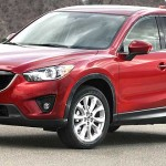 2013 Mazda CX-5 compact sport utility vehicle suv