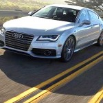 2013 Audi A7 Mid-Size Sedan Hatchback