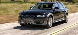 2013 Audi Allroad Luxury Compact Wagon