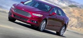 2013 Ford Fusion Mid-Size Sedan