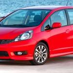 2013 Honda Fit Compact Sedan