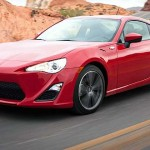 2013 Scion FR-S Compact Sport Coupe
