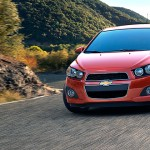 2012 Chevrolet Sonic Subcompact Sedan And Hatchback