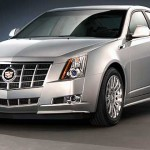 2012 Cadillac CTS Mid-Size Luxury Sedan