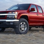 2012 Chevrolet Colorado Mid-Size Pickup Truck