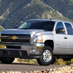 2012 Chevrolet Silverado Heavy Duty Pickup Truck