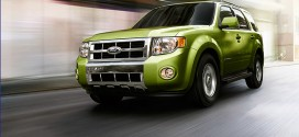 2012 Ford Escape Hybrid Compact Crossover SUV