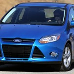 2012 Ford Focus Compact Sedan And Hatchback