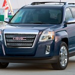 2012 GMC Terrain Compact Corssover SUV