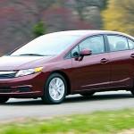 2012 Honda Civic Compact Sedan