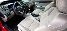 2012 Honda Civic Si Compact Coupe