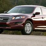 2012 Honda Crosstour Large Hatchback