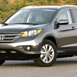 2012 Honda CRV Compact SUV