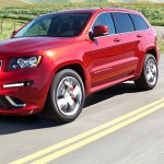 2012 Jeep Grand Cherokee SRT8 Mid-Size SUV