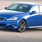 2012 Lexus IS Compact Sports Sedan
