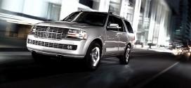 2012 Lincoln Navigator Full-Size Luxury SUV