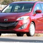2012 Mazda 5 Compact Hatchback