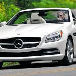 2012 Mercedes Benz SLK 350
