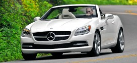 2012 Mercedes-Benz SLK350 Sports Coupe and Roadster