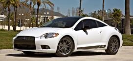 2012 Mitsubishi Eclipse Compact Hatchback Coupe