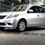 2012 Nissan Versa Subcompact Sedan