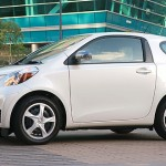 2012 Scion IQ subcompact coupe